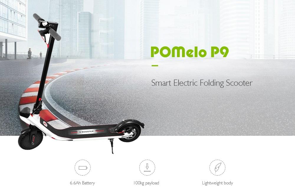 Trottinette électrique POMeIo P9