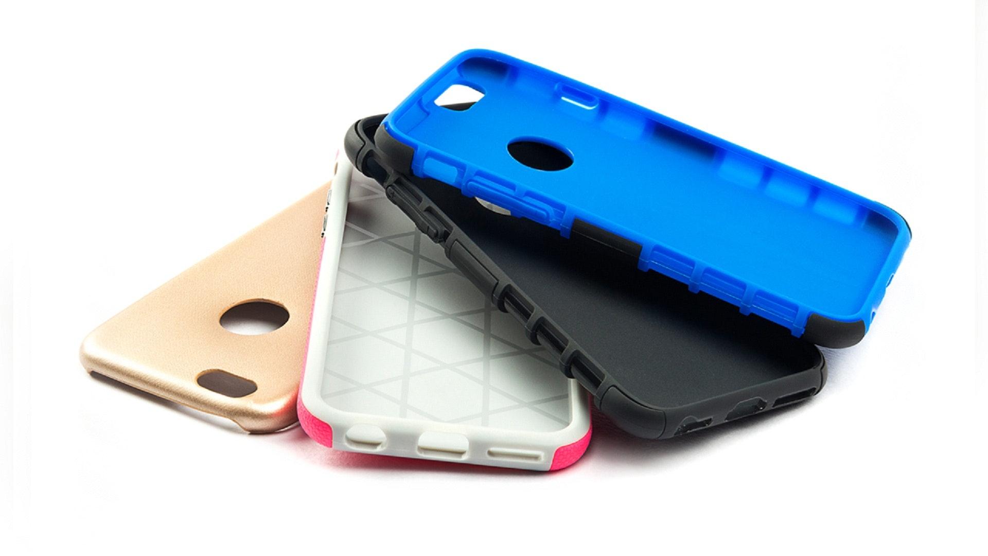 Des coques pour les smartphones
